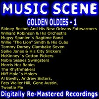 Music Scene - Golden Oldies - 1 — сборник