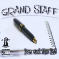 Pen and the Pad — Grand Staff