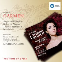 Bizet : Carmen — Жорж Бизе, Angela Gheorghiu/Roberto Alagna/Orchestra Of The Royal Opera House, Covent Garden/Sir Richard Armstrong