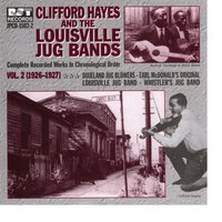 Clifford Hayes & The Louisville Jug Bands Vol. 2 — Jimmy Blythe