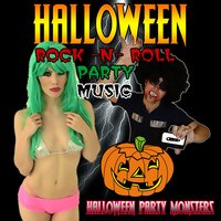 Halloween Rock -n- Roll Party Music — Halloween Party Monsters