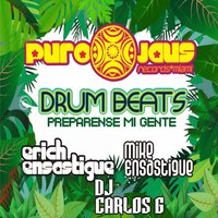 Drum Beats — DJ CARLOS G