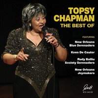 The Best of Topsy Chapman — TOPSY CHAPMAN