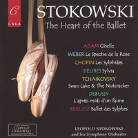 The Heart of the Ballet — Leopold Stokowski, Leopold Stokowski's Symphony Orchestra