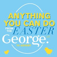 "Anything You Can Do (From The ""Easter at George"" T.V. Advert) — Ирвинг Берлин, Doris Day, Robert Goulet, Doris Day