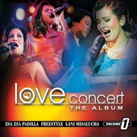 Love Concert The Album Vol. 1 — сборник