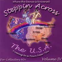 Steppin Adross The USA - Volume 4 — Various Artists - Steppin Across The USA