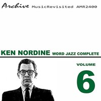 Word of Jazz — Ken Nordine, Fred Katz Group