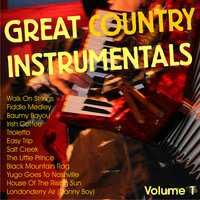 Great Country Instrumentals, Vol. 1 — сборник