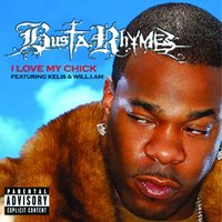 I Love My B**** — will.i.am, Busta Rhymes, Kelis