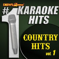 Drew's Famous # 1 Karaoke Hits: Country Hits Vol. 1 — Karaoke