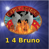 1 4 Bruno — Gypsy Sticks