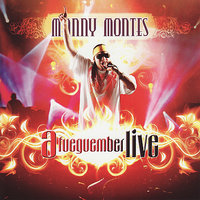 Afueguember Live — Manny Montes