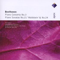Beethoven : Piano Concerto No.3 & Piano Sonatas Nos 21 & 24 — Academy of St Martin in the Fields, Till Fellner, Jean-Bernard Pommier, Neville Marriner & Academy of St Martin in the Fields