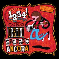 1,2,3,4 I Cretini saltano ancora: An Italian Tribute to the Ramones — сборник