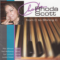 From C to Shining C — Red Holloway, Rhoda Scott, Plas Johnson, Lucien Dobat, Carl Lockett