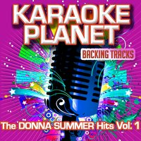 The Donna Summer Hits, Vol. 1 — Karaoke Planet, A-Type Player