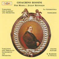 Rossini: Variations for Clarinet and Orchestra — Per Musica