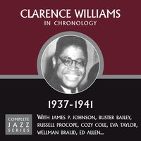 Complete Jazz Series 1937 - 1941 — Clarence Williams