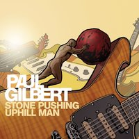 Stone Uphill Pushing Man — Paul Gilbert