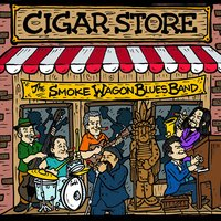Cigar Store — The Smoke Wagon Blues Band