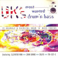 UK's Most Wanted Drum 'n Bass — сборник