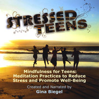 Mindfulness for Teens:  Meditation Practices to Reduce Stress and Promote Well-Being — Gina Biegel