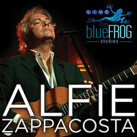 Live At Blue Frog — Alfie Zappacosta