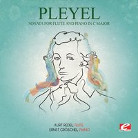 Pleyel: Sonata for Flute and Piano in C Major — Ignaz Joseph Pleyel