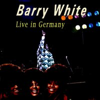 Barry White Live in Germany — Love Unlimited, Barry White