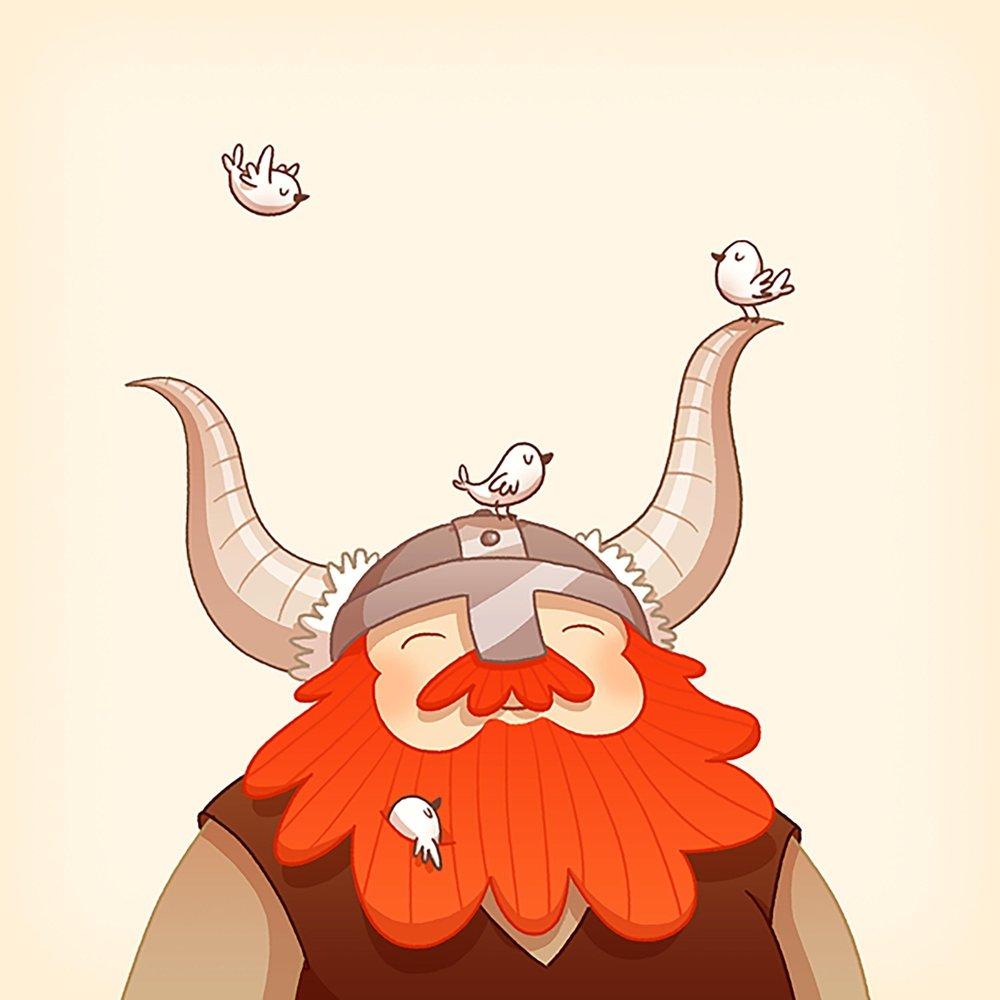 Будьте самыми, викинги веселые картинки