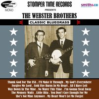 Classic Bluegrass — The Webster Brothers