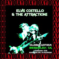 Zellerbach Auditorium, Berkeley, California February 7th, 1978 — Elvis Costello, The Attractions