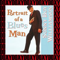 Portrait Of A Blues Man, the European Tour, 1963 — Sonny Boy Williamson II