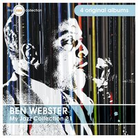 My Jazz Collection 21 (4 Albums) — Ben Webster