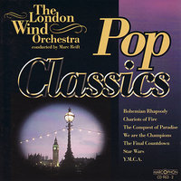 Pop Classics — Marc Reift, The London Wind Orchestra