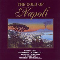 The Gold Of Napoli Vol 3 — Various Artists - Duck Records