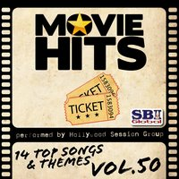 Movie Hits, Vol. 50 — Hollywood Session Group