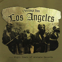 Greetings from Los Angeles... Eight Years of Acetate Records — сборник