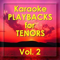 Karaoke Playbacks For Tenors - Karaoke Playbacks Für Tenöre - Vol. 2 — сборник