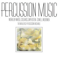 Percussion Music: Works by Varese, Colgrass, Saperstein, Cowell, Wuorinen — The New Jersey Percussion Ensemble