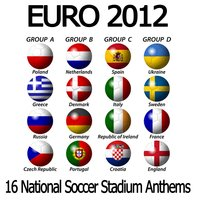 EURO 2012 Football — National Anthems Orchestra Wolgo