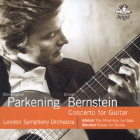 Christopher Parkening - Elmer Berstein: Concerto for Guitar — Christopher Parkening, Исаак Альбенис