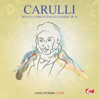Carulli: Duo No. 2 for Guitar in G Major, Op. 34 — Ferdinando Carulli, Dakko Petrinjak