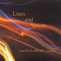 Lines and Spaces — Lucien Lamotte