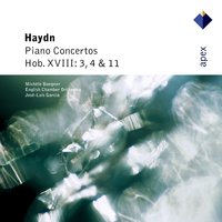 Haydn : Piano Concertos Nos 3, 4 & 11 — Michèle Boegner, José-Luis Garcia & English Chamber Orchestra, English Chamber Orchestra