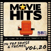 Movie Hits, Vol. 20 — Hollywood Session Group