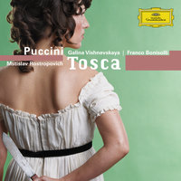 Puccini: Tosca — Мстислав Ростропович, Orchestre National De France