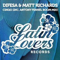 Cinqo — Matt Richards, Difesa, Difesa & Matt Richards