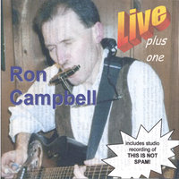 Live Plus One — Ron Campbell